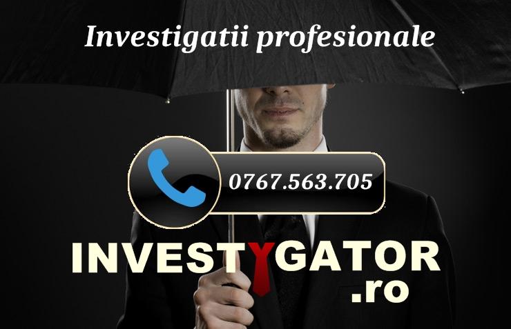 Detectiv privat Bucuresti